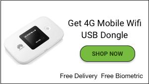 4G Mobile broadband